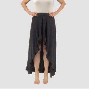 NWT Express high low skirt